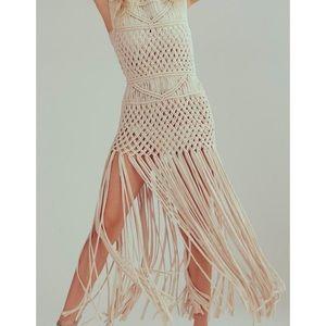 Free People Labyrinth Dress!